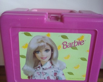 SALE Vintage Barbie Lunchbox Bluebell Collectables