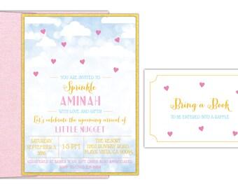 Baby Shower Invitations for Shukura