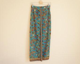 Vintage Balinese Skirt