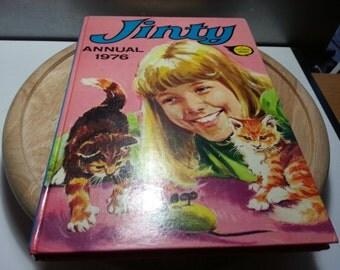 Jinty annual, 1976, fair condition