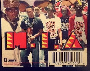 M.I.A. - BOYZ - Vinyl LP