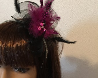 Hair fascinator, Headdress, Headpiece