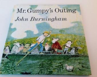 Mr. Grumpy's Outing by John Burningham