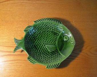 Vintage Cemar Fish Bowl   #140