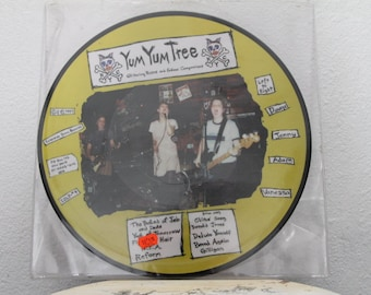 "The Yum Yum Tree - ""New Hope For The Scared"" vinyl record, Picture Disc"