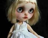 Stella. OOAK Custom Blythe doll.