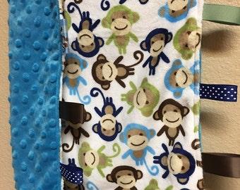 Monkey Business-blue