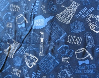 Doctor Who Steering Wheel Cover