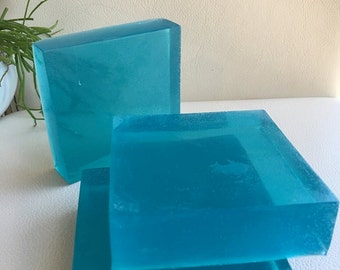 Crystal Blue Glycerin Soap   FOR MAN- 5 oz