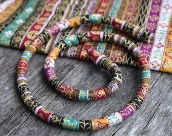 SpiraLock - new hemp design The original Bendable Dread tie to wrap since 2011. Organic hemp VEGAN. 3 sizes 4 colours