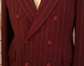 Man's Wide Lapel Swing Coat from the 70s