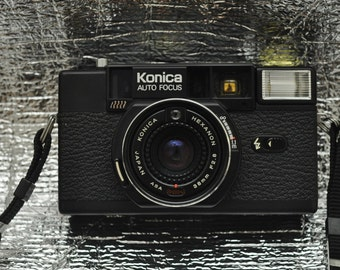 Nikon L35 AF Point and Shoot Camera