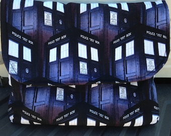 Doctor Who tablet cover