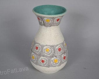 West German Jasba  Keramik vase -  581/16