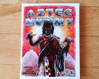 Mexican Monster Mummy Mini-Comic Zine