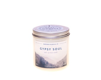 GYPSY SOUL - 16 oz. Natural Soy Candle