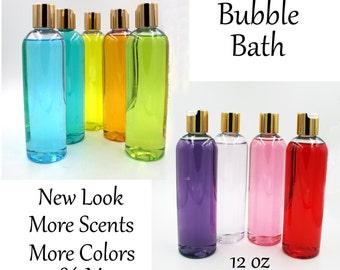 BUBBLE BATH, Luxurious Long Lasting Bubbles 12 oz