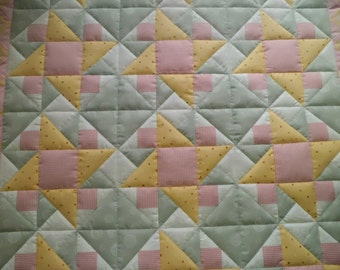 Baby Quilt for Girl