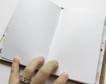 Traveler's Notebook POCKET Size Dot Inserts