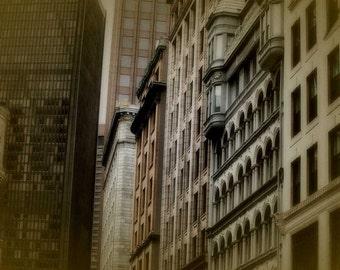 This is Boston, Boston Buildings, Boston Architecture, Boston Financial District, Skyscrapers