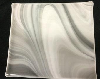 Fused Glass Trivet