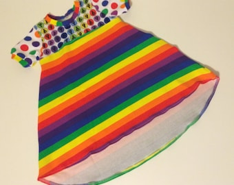 Tee Dress Ages 2-3yrs