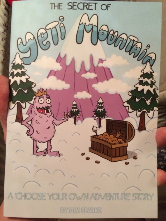 The Secret of Yeti Mountain!