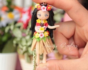 Hawaiian Dancer Necklace