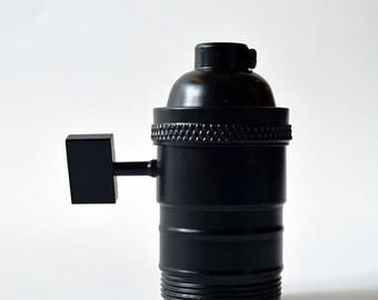 UNO Socket - Black - Light Socket