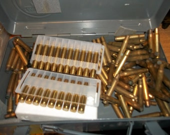 30-06 brass casings over 100 in this lot