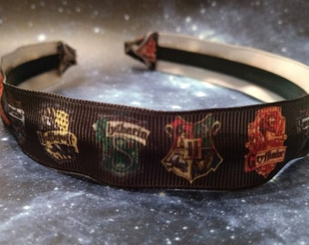Hogwarts Houses Headband