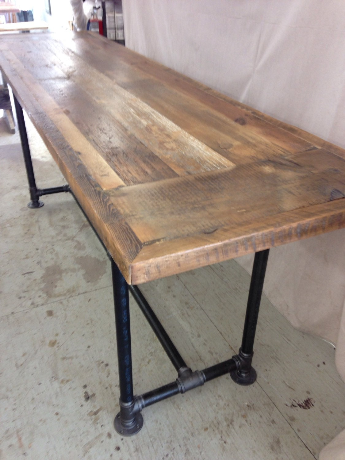 Reclaimed wood dining table modern industrial 8 ft x 3 ft : ilfullxfull858022433735c from www.etsy.com size 1125 x 1500 jpeg 240kB