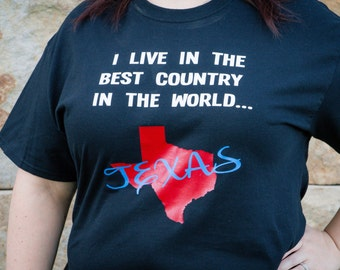 Texas - Best Country in the World