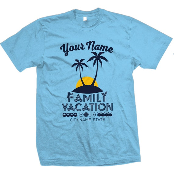 2017 custom family beach vacation shirts for Custom t shirts family vacation