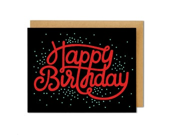 Birthday Card, Happy Birthday Card, General Birthday Card, Greeting Card, Card Birthday, Birthday Cards