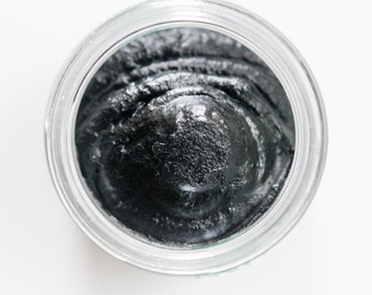 CHARCOAL TOOTH POLISH | Organic |  Cleanse | Whiten | Brighten | Green Beauty | Natural Body Skin Care