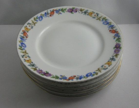 rosenthal r c kronach bavaria else 6 pieces small porcelain. Black Bedroom Furniture Sets. Home Design Ideas