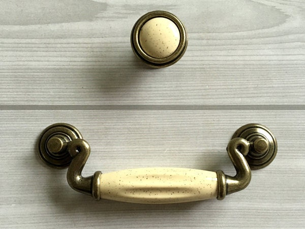 4 1 2 Drop Bail Dresser Pull Drawer Knob Handles Pulls