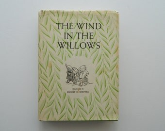 The Wind in the Willows by Kenneth Grahame.