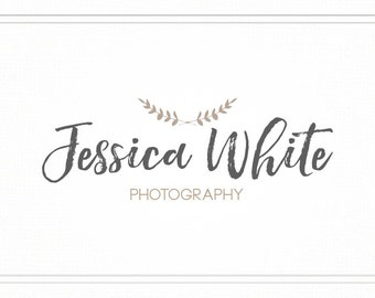 Premade Photography Logo, Watermark, Logo Design, Stamp, Logo Branding, Business Logo, Wedding Logo, Premade Design, Premade Logo, L094