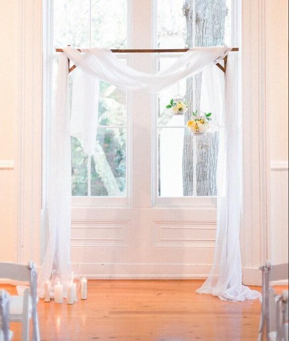 Wooden Wedding Arch: Wooden Wedding Arch