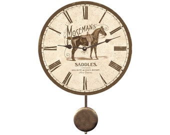Horse Pendulum Clock
