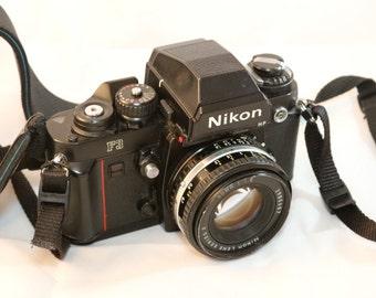 Nikon F3 with 50mm F1.8 Lens