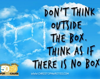 "There Is No Box - ""Haiku & Quotes"""