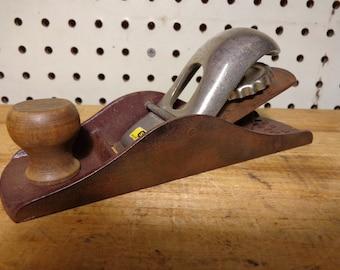 Stanley Vintage No. 110 Hand Block Plane Made In U.S.A.
