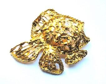 BAROL PARIS French Vintage Brooch