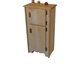 View Wooden Play Kitchens by AToymakersDaughter on Etsy