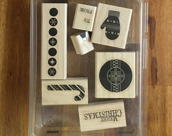 Stampin' UP! Chock-Full of Cheer - FREE SHIPPING!