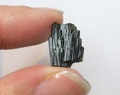 Epidote Fan Crystal Cluster Rare Colorado Mineral Thumbnail Specimen