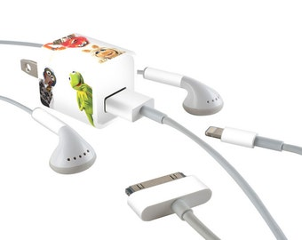 Apple iPhone Charger Skin Kit - GO WILD - The Muppets - Disney
